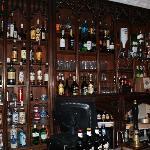 Priory hotel bar
