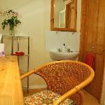 En suite shower room detail