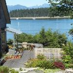 Quadra Island Harbour House B&B Foto