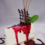 Wild Berry Cheesecake