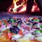 Wood Fired Pizza's