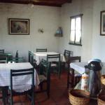 Las mesas de la cocina comedor