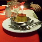 """""""tortita"""" que me dieron en mi cumpleaños"""