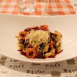 Salade de Moules de Bouchots