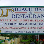 Photo de OJ's Bar & Restaurant