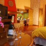 Habitacion Casa de la Loma Hotel Morelia