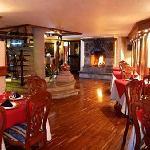 Restaurante Anaho Casa de la Loma Hotel Morelia
