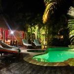 Magical Villa Zanzibar, with its own private lounge and pool