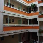 Parkside hotel - interior