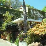 Entrada a Casa de la Loma Hotel Morelia