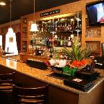 Full liquor bar w/ nightly specials