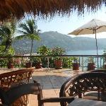 Bar terrace