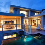 Exclusive use Knysna Heights Villa