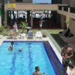Drifters' pool