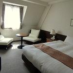 Foto de Hakuba Springs Hotel