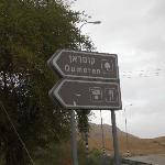 Qumran Caves Foto