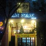 An Nam hotel facade