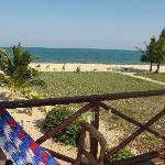 Balcony and Beach