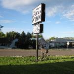Elk Mountain Inn, In Route to Sturgis, SD
