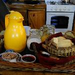 Desayuno en Costa Bonita