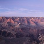 Spectacular view of the Grand Canyon.