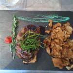 Tagliata de Bœuf à la Normande «Façon Chef William»