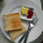 Standartfrühstück