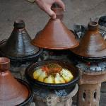 Piatto tipico Tajine!