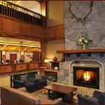 Spirit Mountain Lodge Lobby