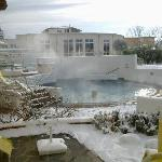 thermal outdoor pool