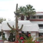 Palm Springs Motel 6 au 660 Palm Canyon