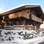Brown Bear Lodge