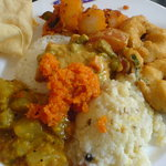 South Indian Buffet Brunch