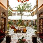 Liwan Courtyard