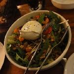 Delicious Mozzarella salad
