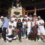 The staff at Mahekal