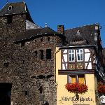 Cochem town gateway