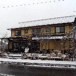 White Christmas at the Vent-Vert