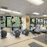 Fitness Center Cardio Room
