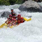 Western Sierra whitewater