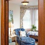 Davis Suite sitting room