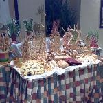 il pane alla cena di Natale