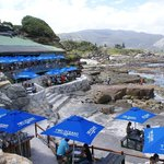 Bientang's Cave outdoor seating & Oyster Bar