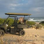 Dune Safari @Oyster Bay Lodge