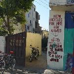 """Notre loueur de vélos """"Chez Ahmed"""""""