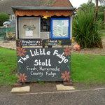 The little fudge stall