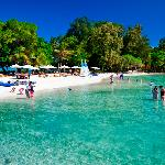 Beautiful Calypso Beach