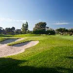 Bunker at Buenaventura Golf Course in Ventura, CA