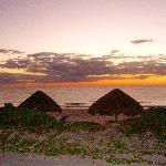Sunrise at Retiro Maya