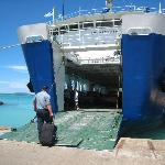 Ferry over to Savai'i